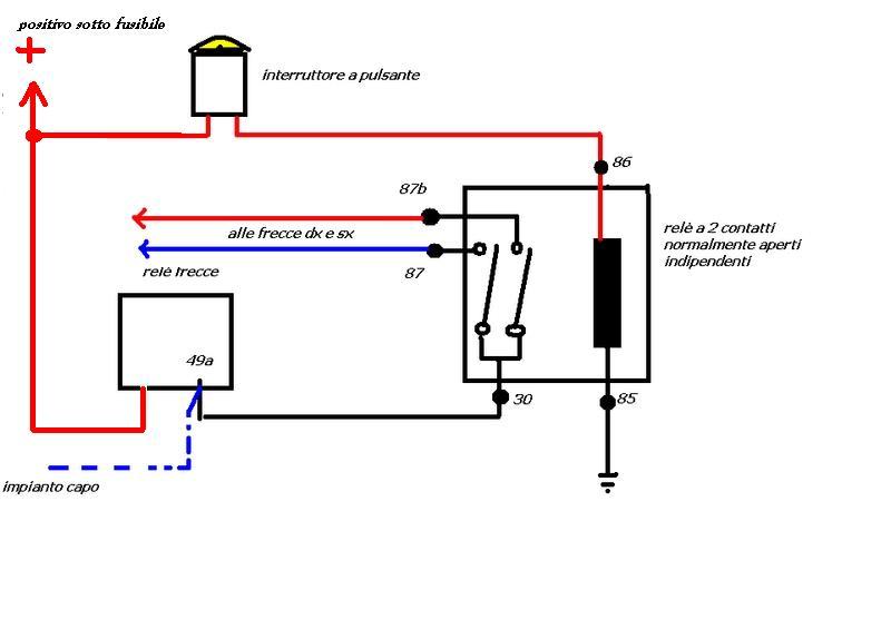 Schema Elettrico Kawasaki Z : Frecce caponord impianto e collegamenti pagina
